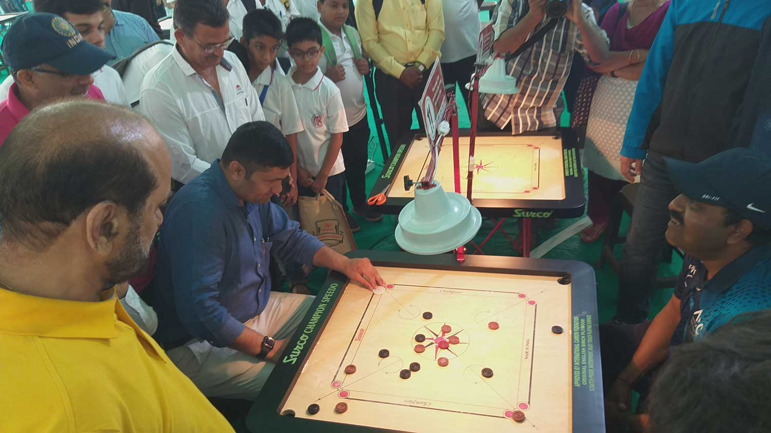 12th Shivaji Park Gymkhana State Ranking Carrom Tournament 2019-20